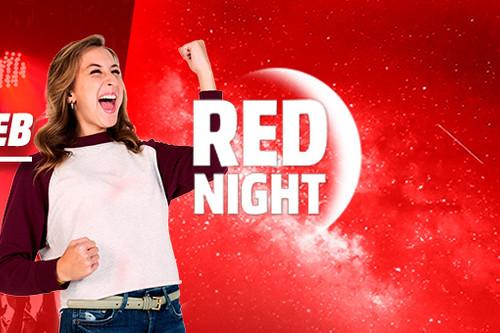 Red Night en MediaMarkt: los mejores precios de la semana en la Tienda Roja [Finalizado]