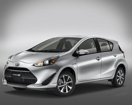Toyota Prius C: Precios, versiones y equipamiento en México