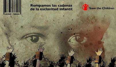 Día Mundial contra el trabajo infantil, Rompamos las cadenas de la esclavitud infantil