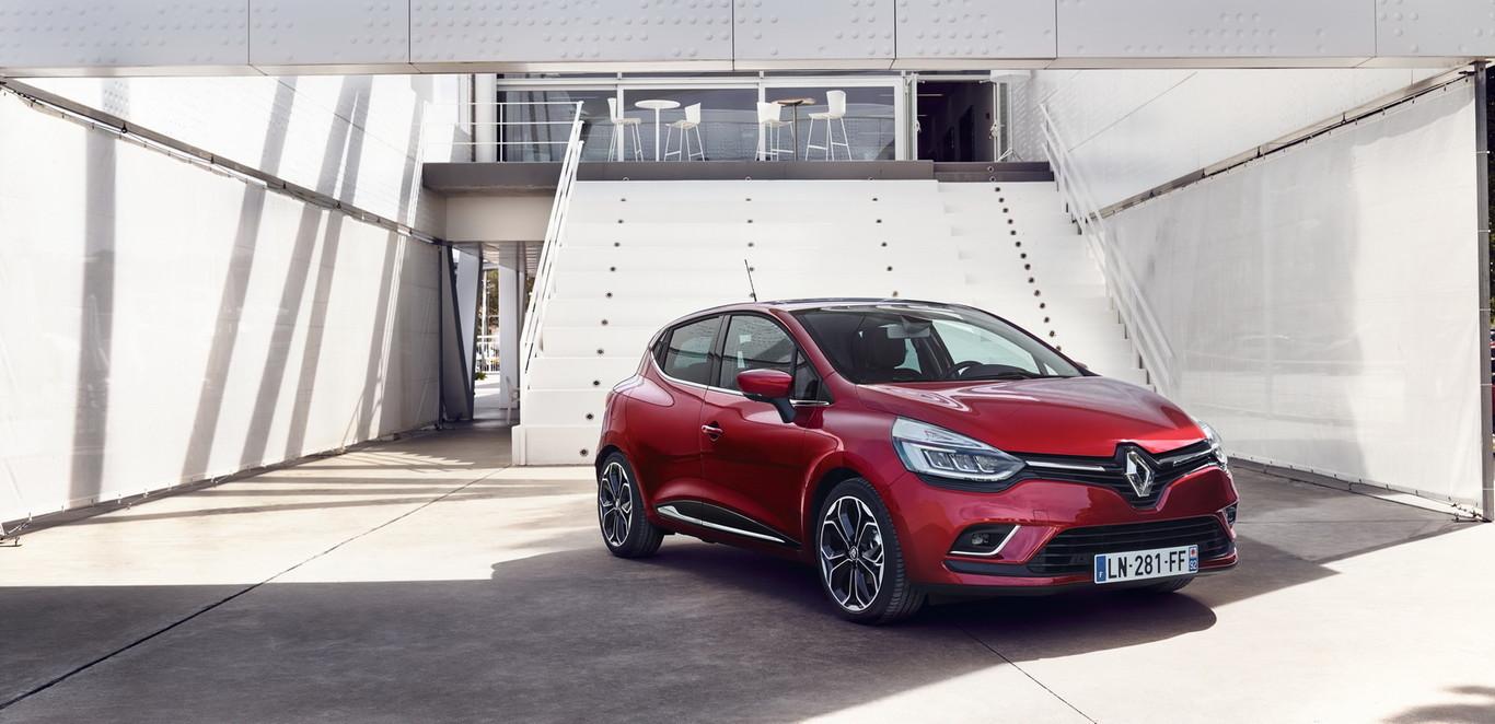 Renault quiere que el próximo Clio sea híbrido y autónomo