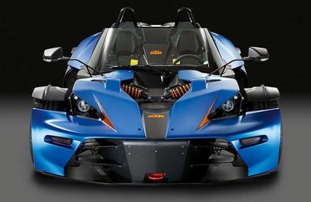 Nuevo Ktm X-bow GT 2013