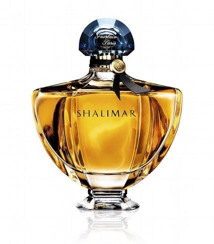 El nuevo frasco Shalimar de Guerlain diseñado por Jade Jagger
