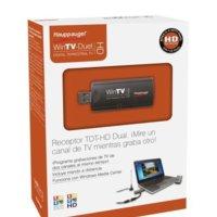Hauppauge WinTV Duet lleva el doble sintonizador a tu ordenador