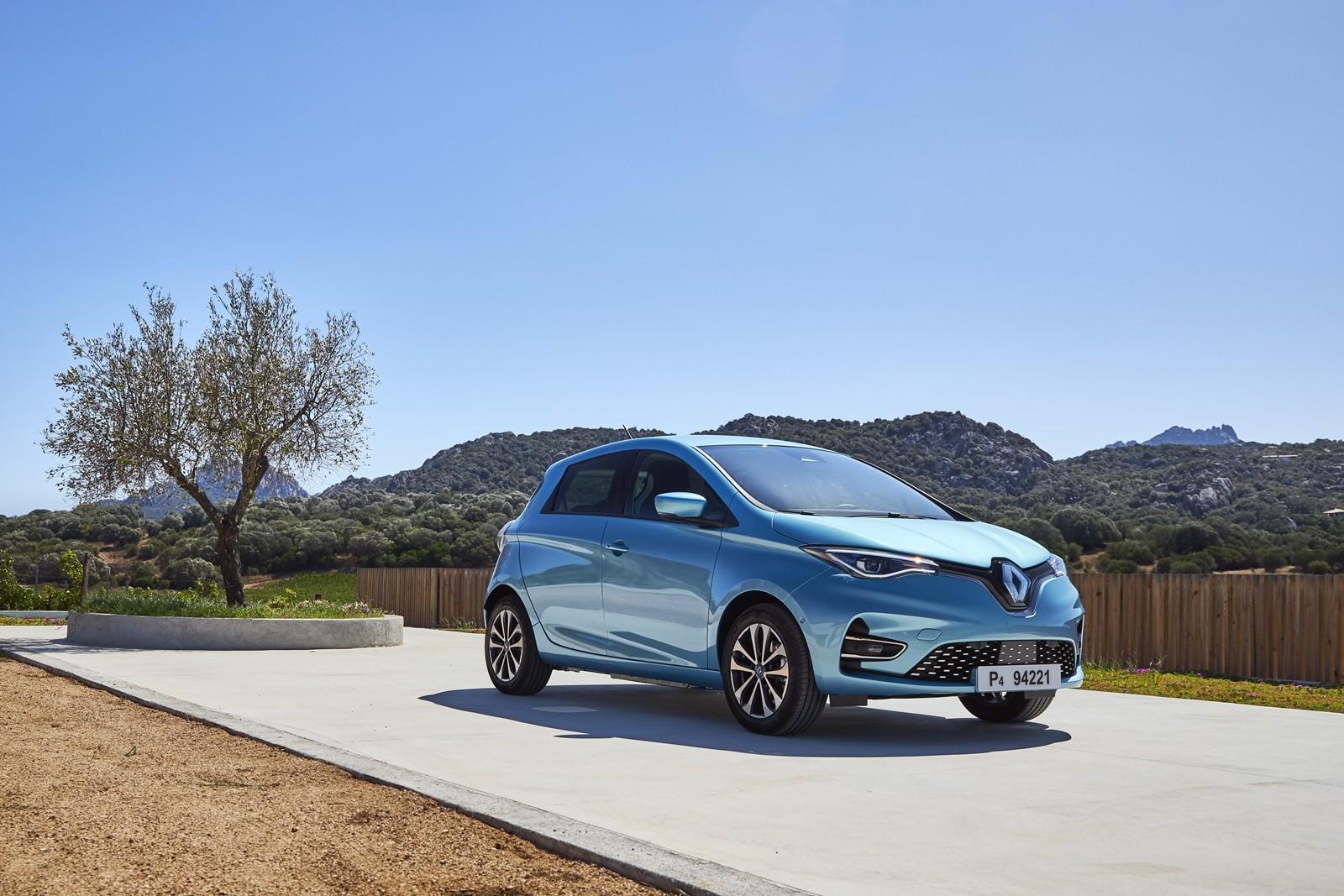Foto de Renault ZOE 2020, prueba (33/37)
