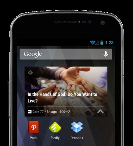 """Feedly para Android se actualiza con nuevo diseño, sección """"Discover"""", nuevo widget y más"""