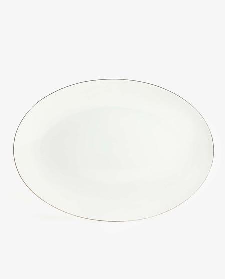 fuente de porcelana