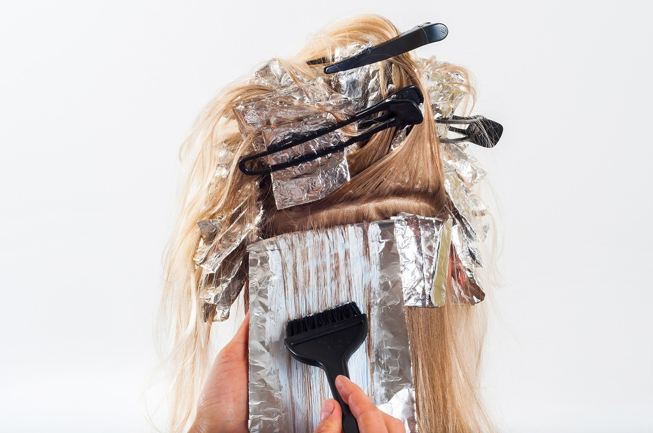 Consecuencias de pintarse el cabello durante el embarazo