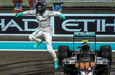 Nico Rosberg, Campeón del Mundo de Fórmula 1 2016