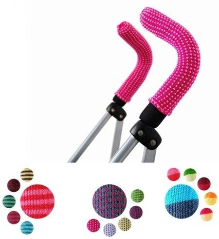 Buggysocks, un poco de color a la silla de paseo de tu bebé