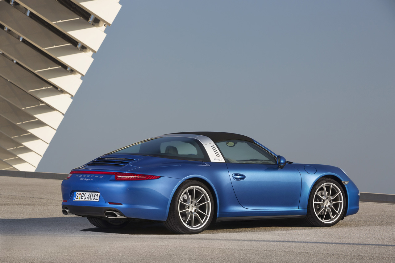 Foto de Porsche 911 Targa 991 (7/11)