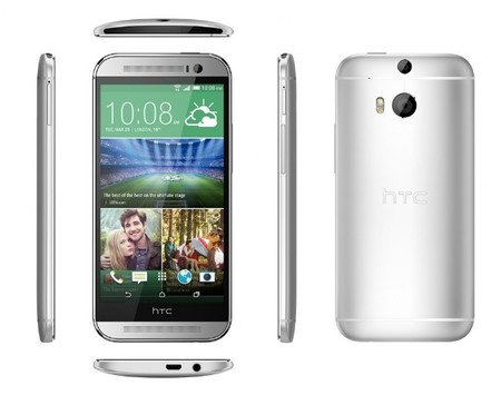 HTC libera el código fuente de Lollipop para el One M8 Unlocked y Developer