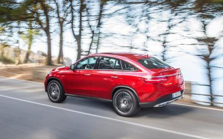 Mercedes Benz Gle Coupe 14