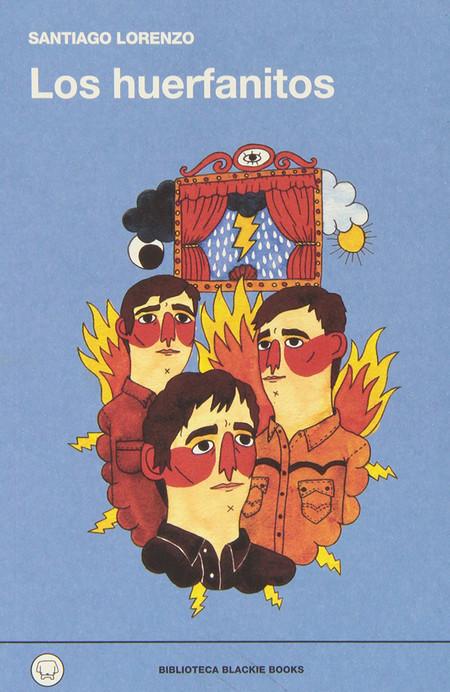 Los Huerfanitos Libros San Jordi