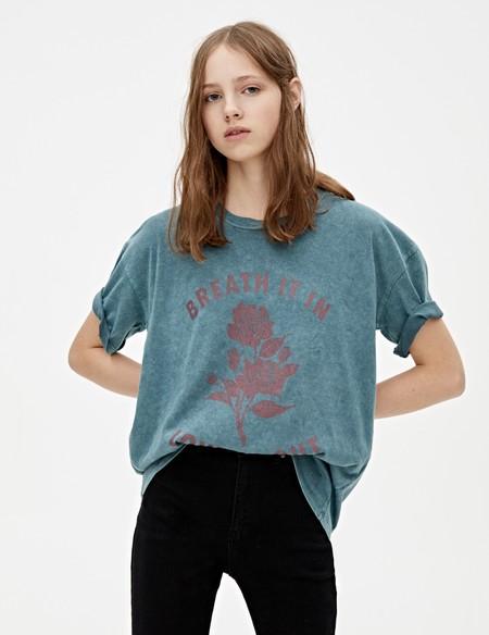 Camiseta Pull Bear 08
