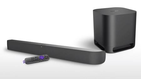 Roku estrena una barra de sonido básica pero con acceso integrado a la plataforma de streaming RokuOS