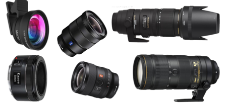 Best Camera Lenses 2x