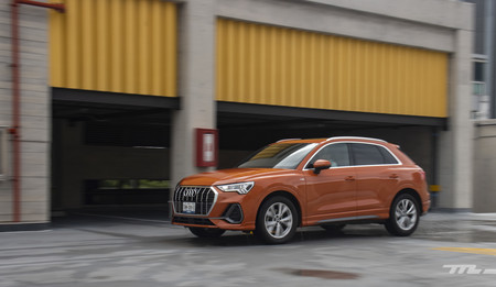 Audi Q3 prueba de manejo 2020 10