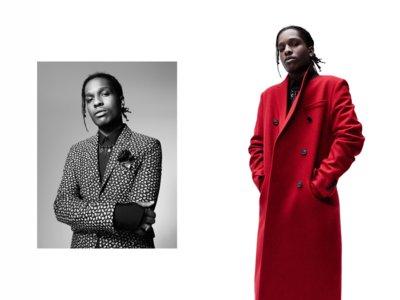 Kris Van Assche se rodea de vanguardistas de todo tipo y condición convirtiéndolos en protagonistas de la nueva campaña de Dior Homme