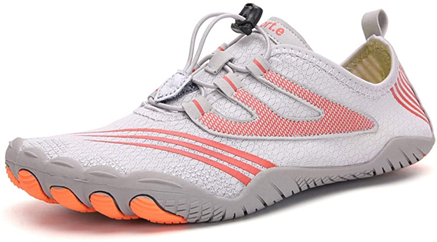 Axcone Mujeres Hombres Zapatos de baño Zapatos de Playa Zapatos de Agua Zapatos de Agua Zapatos de natación Zapatos de Surf Zapatos Descalzos Secado rápido