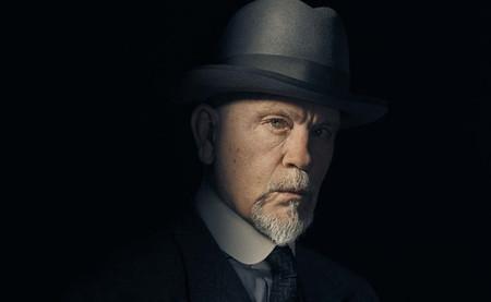 John Malkovich es Hercules Poirot en la primera imagen de 'The ABC Murders'