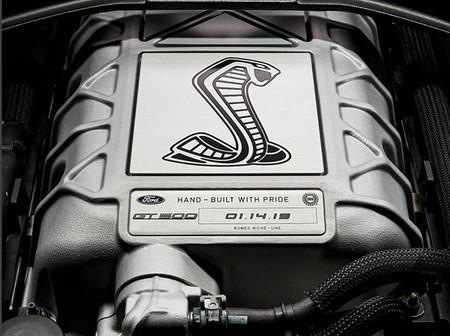 Primer Shelby Gt500 Sera Subastado 3