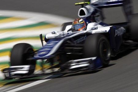 Nico Hülkenberg vuela, sorprende a todos y se hace con la pole en el Gran Premio de Brasil