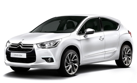 Citroën DS4 Pure Pearl exterior