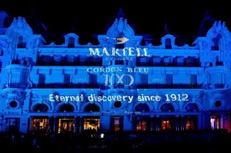 Gran fiesta en Mónaco para celebrar el centenario de Martell Cordon Bleu
