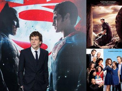 Estrenos de cine   Batman, Superman, Jesucristo y una gran boda griega