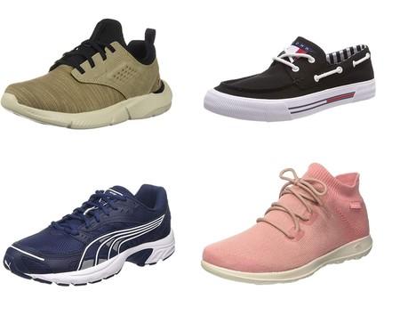 Chollos en tallas sueltas de zapatillas Tomy Hilfiger, Skechers o Puma por menos de 30 euros en Amazon