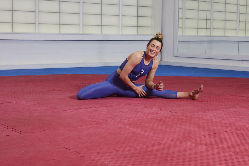Hablamos con, Jade Jones, doble ganadora de oro olímpico e imagen de Under Armour: