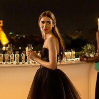 """""""Es deplorable"""": la crítica francesa ataca a la serie de Netflix 'Emily en París' por su representación de la capital gala"""