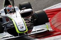 Victoria de Rubens Barrichello en Monza y doblete de Brawn GP