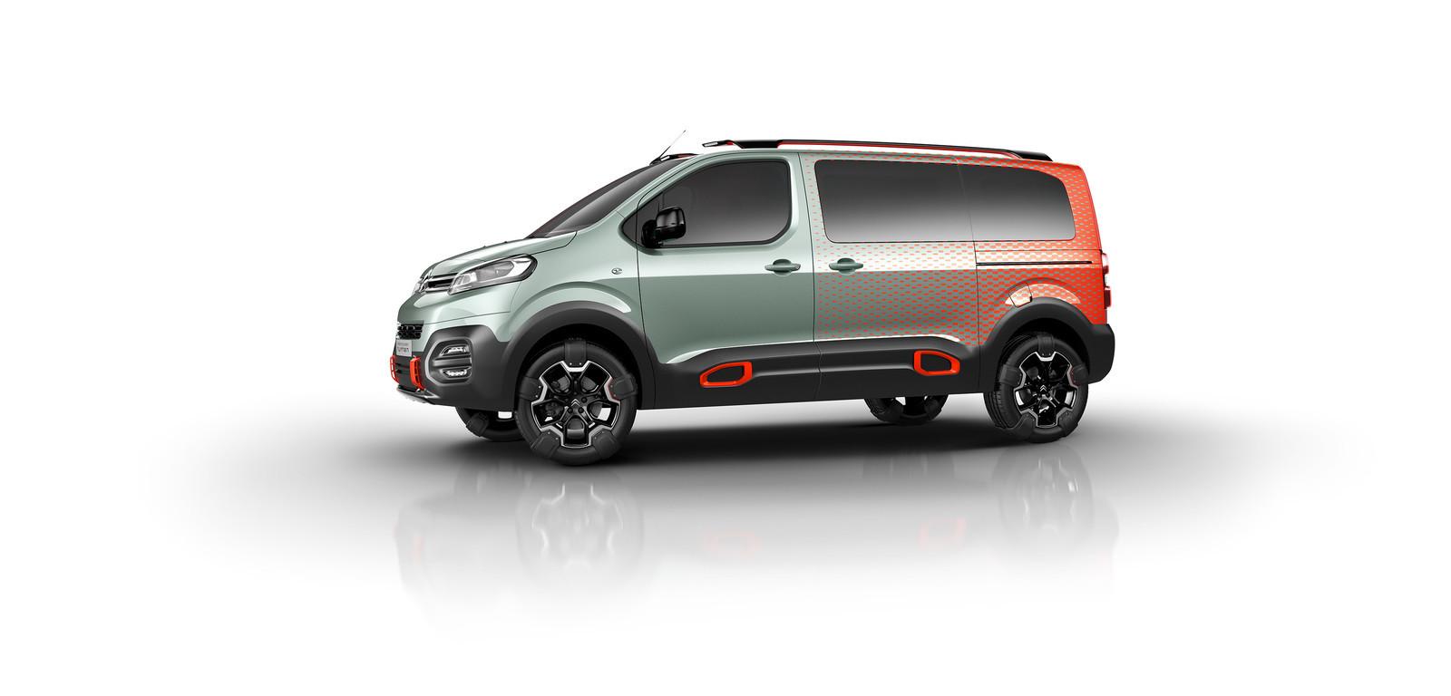 Foto de Citroën SpaceTourer Hyphen (11/15)