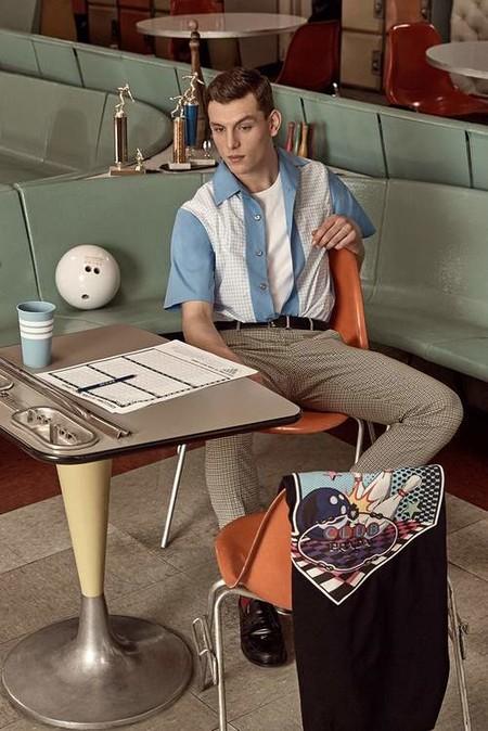 Prada Retoma La Escena Del Boliche De Los 50s En Una Nueva Coleccion Exclusiva Para Mr Porter