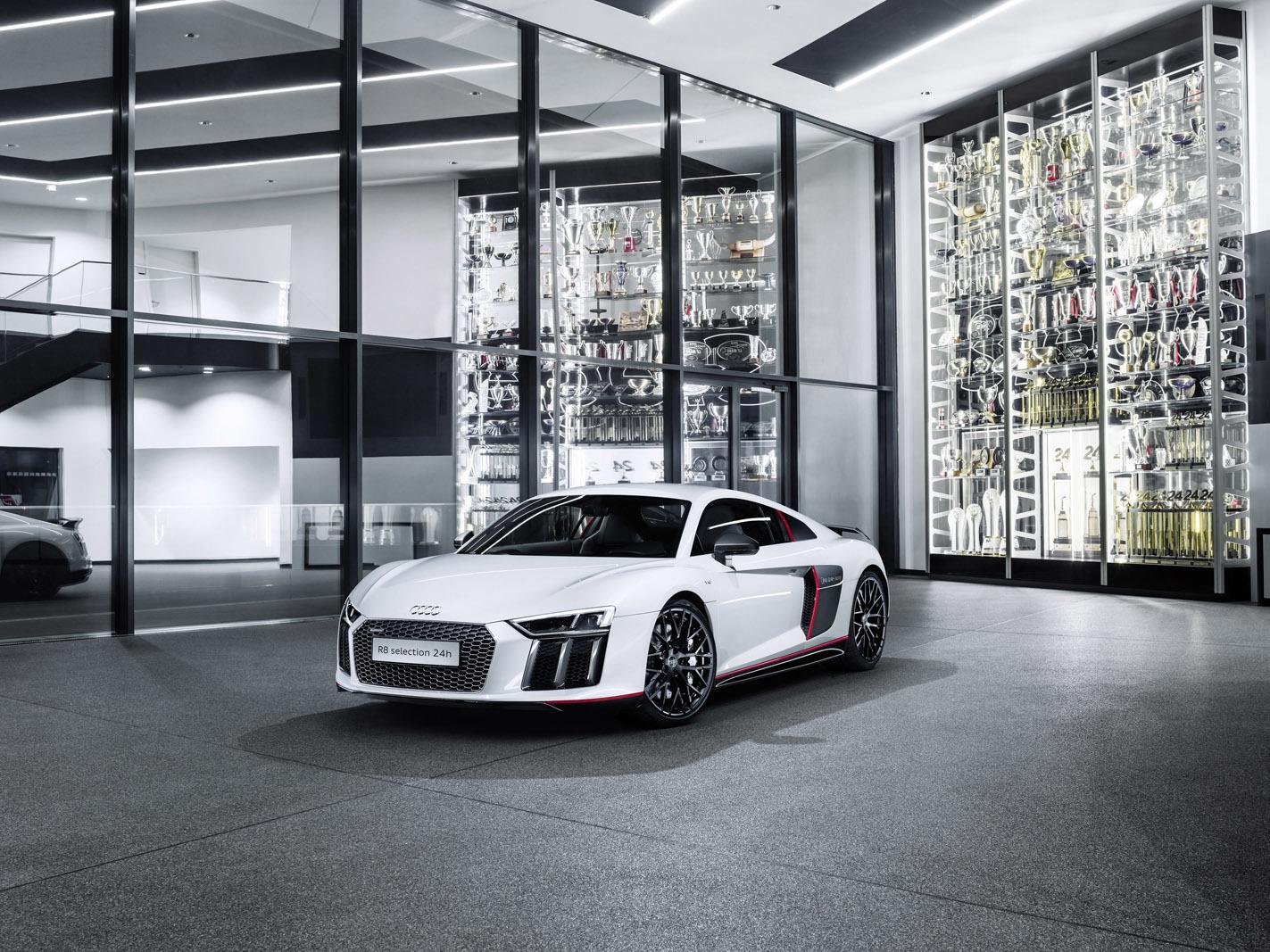 """Foto de Audi R8 Coupé V10 plus """"selection 24h"""" (5/5)"""