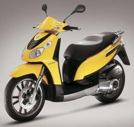 Piaggio Carnaby 125 y 200 cc