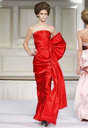 El vestido que debería llevar Penélope Cruz a los Oscar 2009