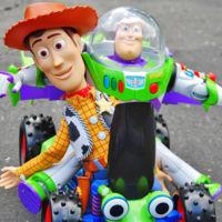 Alguien tuvo la idea de grabar Toy Story con juguetes reales y el resultado es fantástico