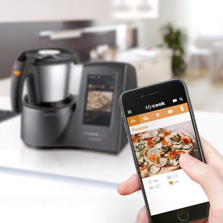 Oferta del día en Amazon: el robot de cocina Taurus Mycook Touch rebajadísimo hoy