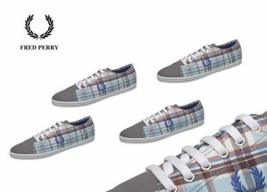 Fred Perry y su loable colección de calzado Primavera-Verano 2011
