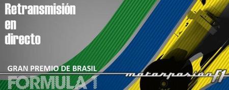 GP de Brasil F1 2011: retransmisión LIVE