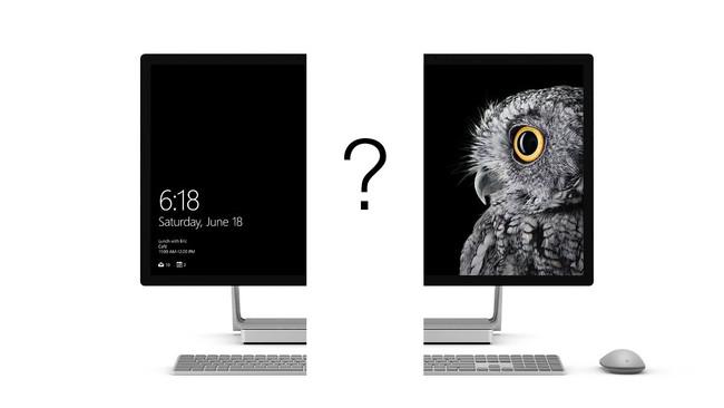 Confiemos en que no falle: Surface Studio es complicado de reparar, solo nos dejan cambiar los discos duros