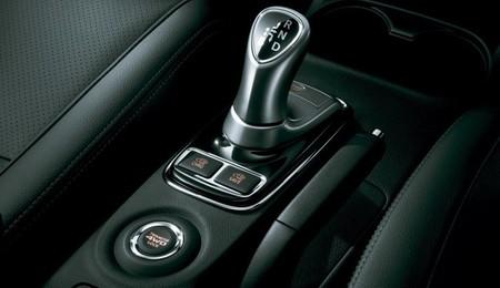 Mitsubishi Outlander PHEV palanca de cambio