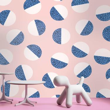 Leroy Merlin hace florecer las paredes de tu casa esta primavera con su nueva colección de papeles pintados