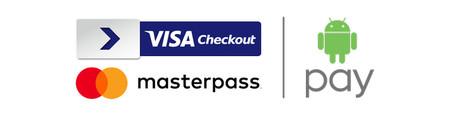 Android Pay Visa Mastercard