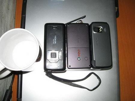 Foto de Nokia 5800 Tube (7/12)