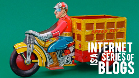 Seguridad en Internet, Google-commerce y Foursquare en España. Internet is a series of blogs (CXCV)