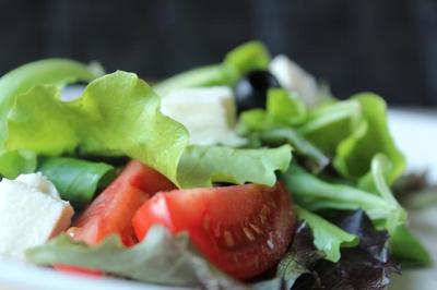 ¿Pedirías una ensalada en tu última comida como condenado a muerte? Si eres mujer, es probable que sí