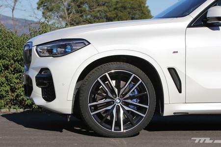 BMW X5 2019 llantas 22 pulgadas